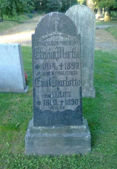 Efraim Martin (1814-1890)